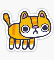 Jonesy the hackycat Sticker