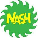 Nash Logo by illicitsnow