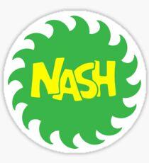 Nash Logo Sticker