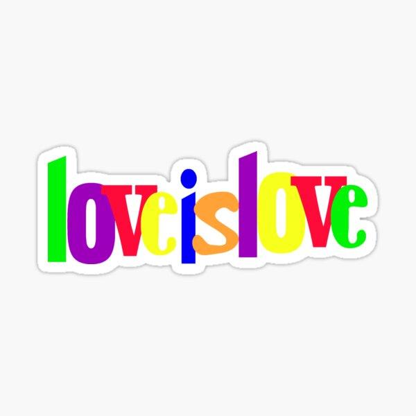 loveislove Sticker