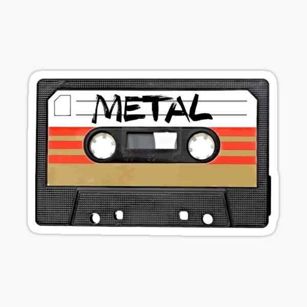 Logo du groupe de musique heavy metal Sticker