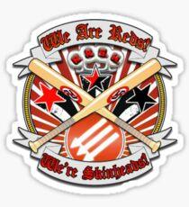 R.A.S.H. Sticker