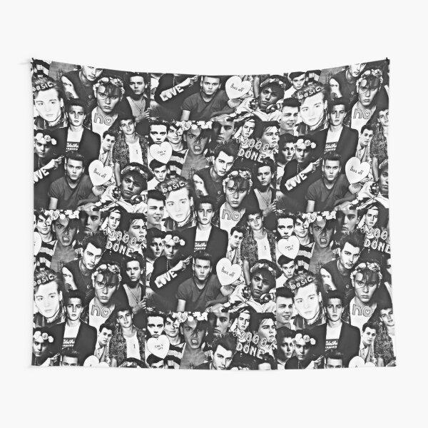 Johnny Depp Tapestry