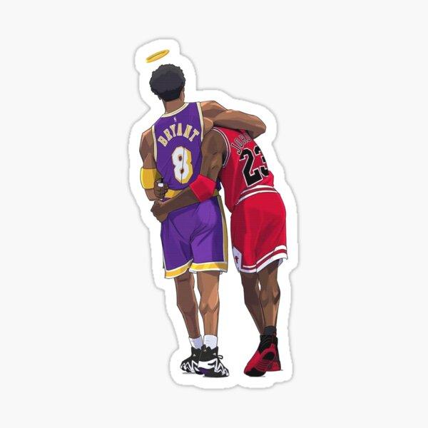Nba Legends Sticker