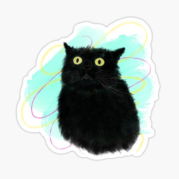 Kitty Kitty Sticker