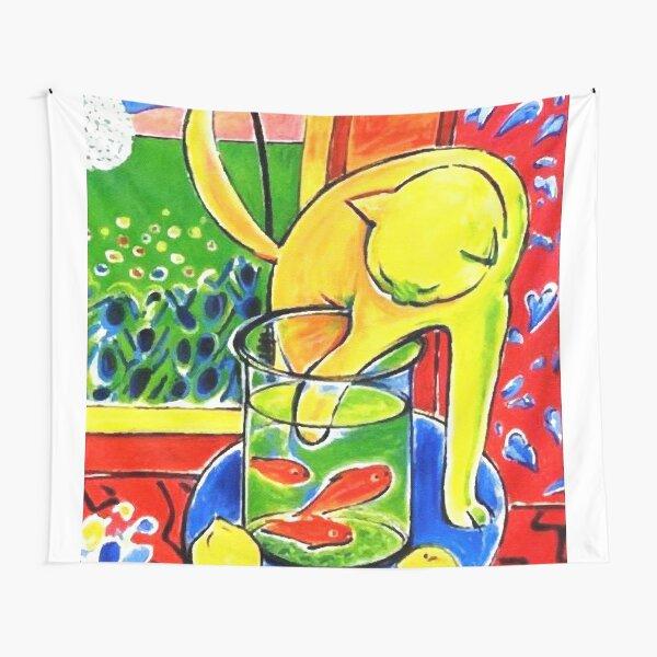 connu à la fois pour son utilisation de la couleur et son dessin fluide et original. Il était dessinateur Tentures