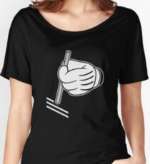 Bad mouse Women's Relaxed Fit T-Shirt