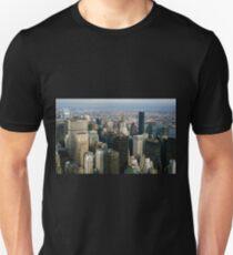 Midtown Manhattan Unisex T-Shirt