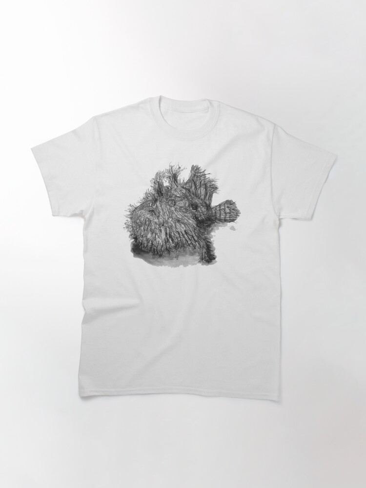Alternate view of Andrew the Angler Classic T-Shirt