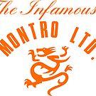 the infamous montro ltd. by montroltd