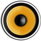 Bass Speaker by Ra12