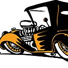 Hillbilly Pickup by George Webber