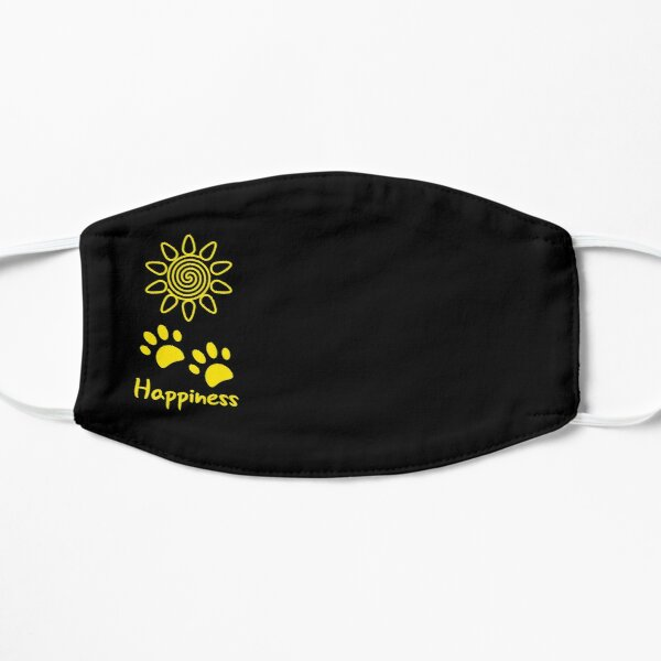 Happiness Is Paws & Sunshine Mask