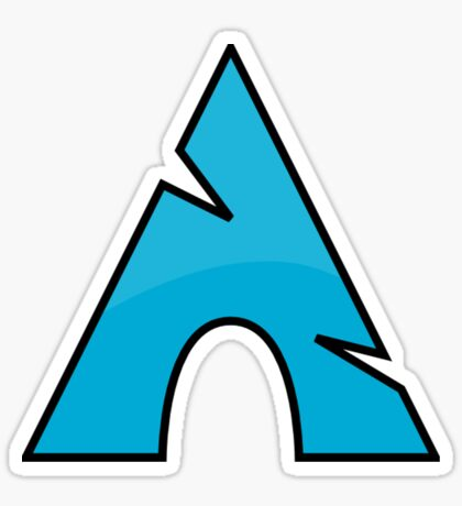 Archlinux Sticker