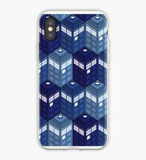 Infinite Phone Boxes iPhone Case