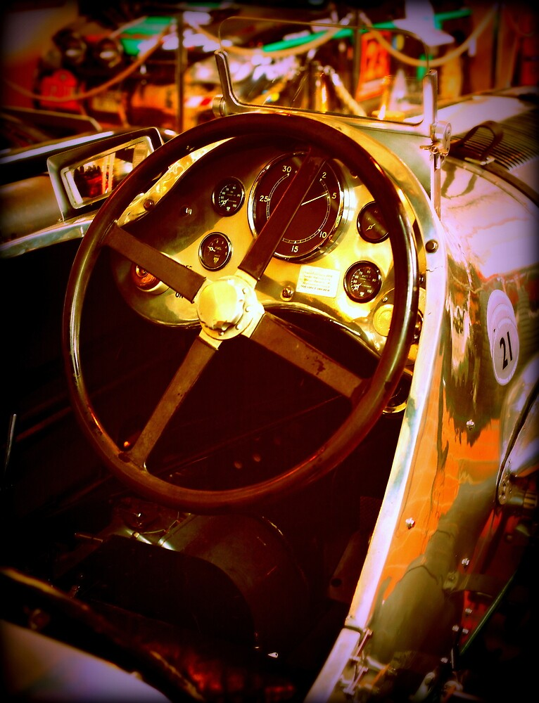 behind the wheel by keefer1000