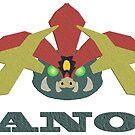 Ganon Vector. by ArrowValley