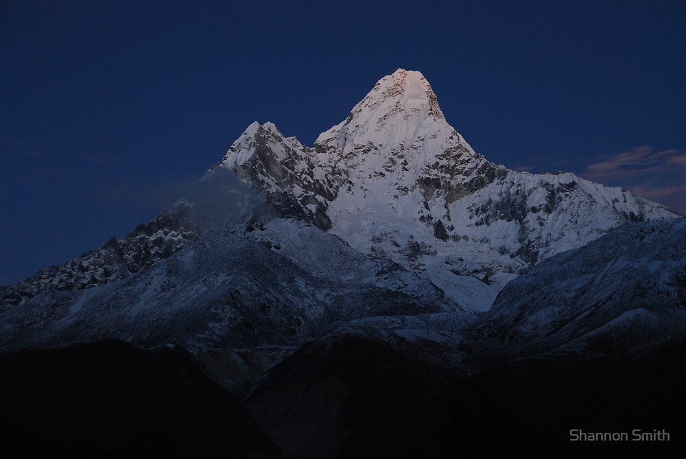 Ama Dablam by Shannon Smith