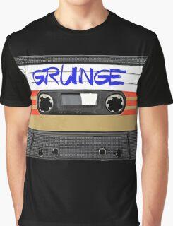 Grunge Music Graphic T-Shirt