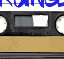 Grunge Music Sticker