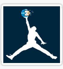Jumpman's Revenge (Sticker) Sticker