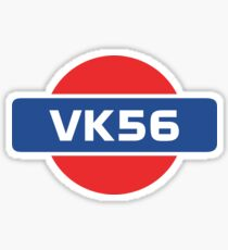 VK56 Engine Swap Sticker