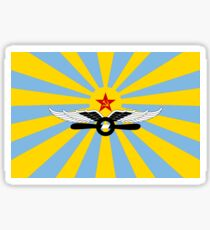 Flag of the Soviet Air Force Sticker