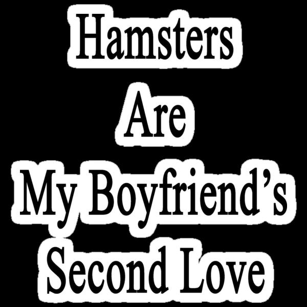 Hamsters Are My Boyfriend's Second Love  by supernova23