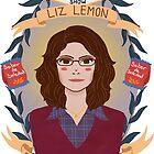 Liz Lemon by Spencer Salberg