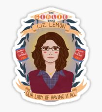 Liz Lemon Sticker