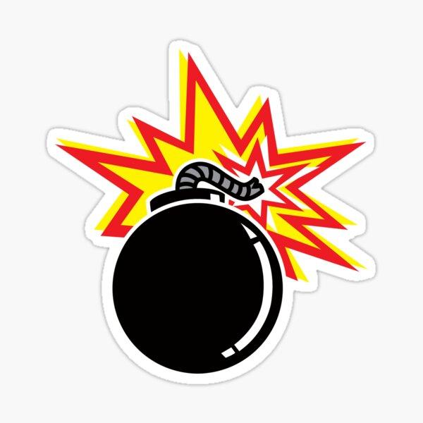 The Bomb Sticker