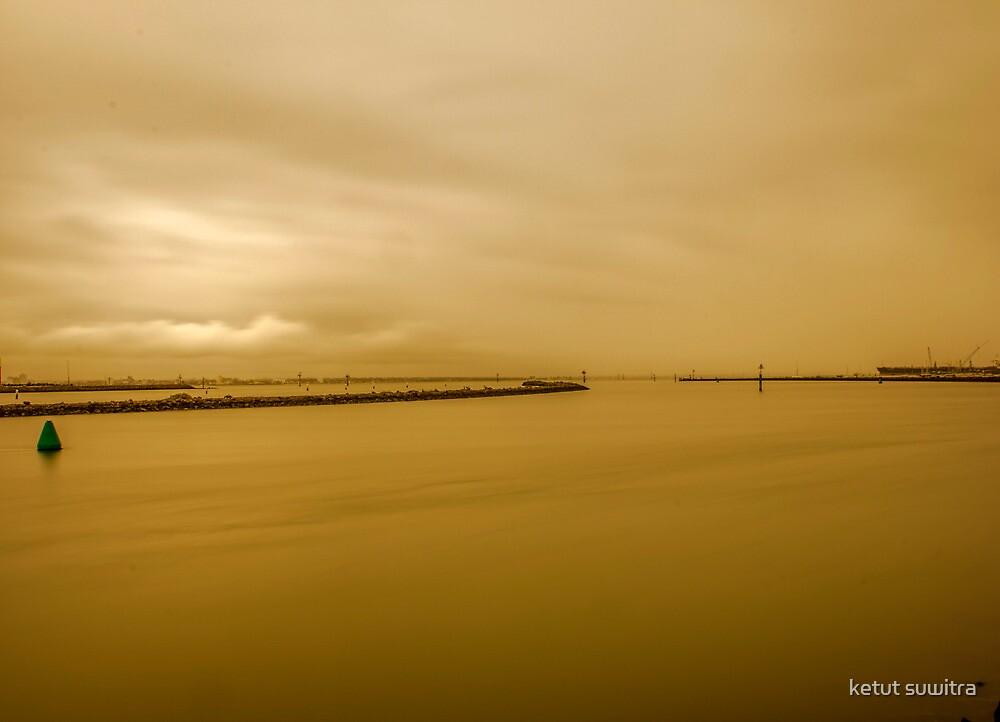 shipping lanes by ketut suwitra