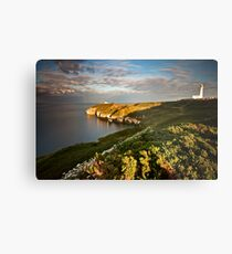 Flamborough Head Metal Print