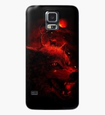 Red Dream Case/Skin for Samsung Galaxy