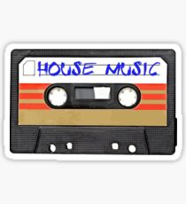 House Music Sticker