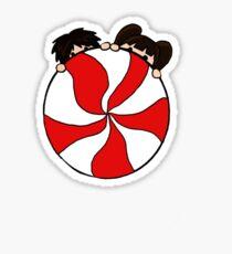 Little People Sticker