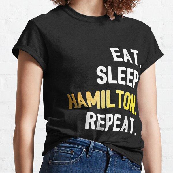 Vintage Alexander Hamilton gifts   Classic T-Shirt