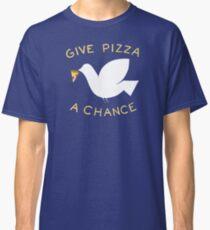 War & Pizza Classic T-Shirt