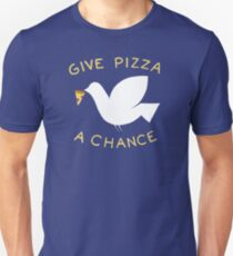 War & Pizza Unisex T-Shirt