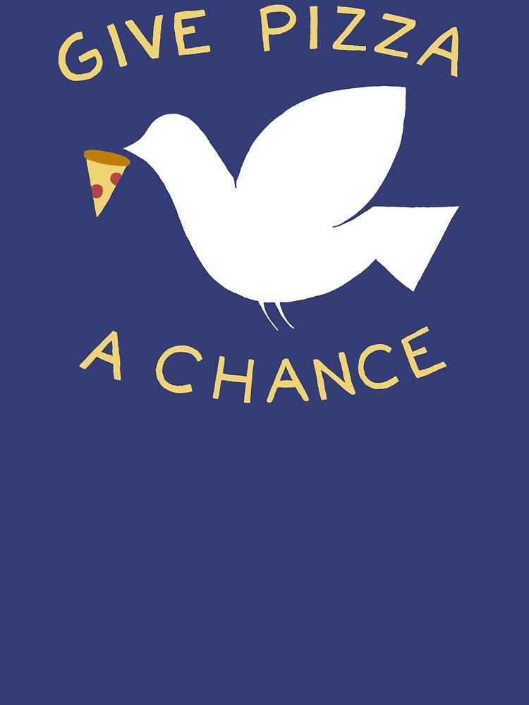War & Pizza | Unisex T-Shirt