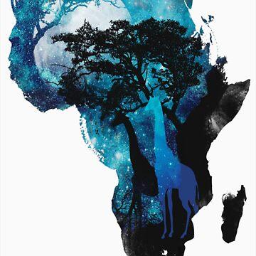 Africa by cwwrhody