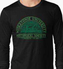 Miskatonic Historical Society Long Sleeve T-Shirt