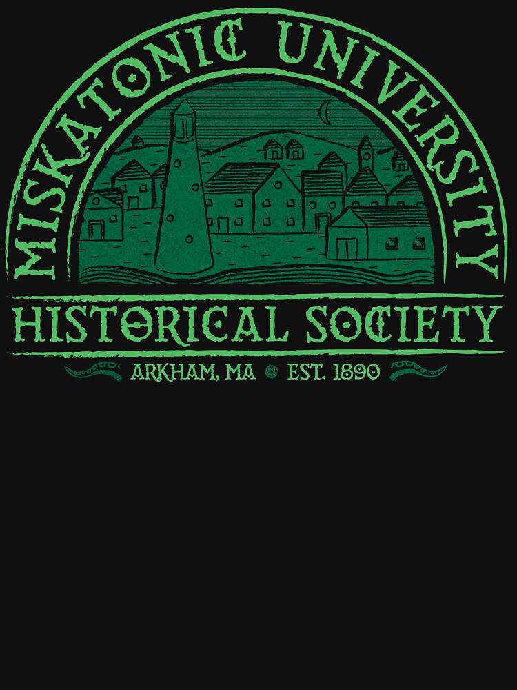 Miskatonic Historical Society | Unisex T-Shirt
