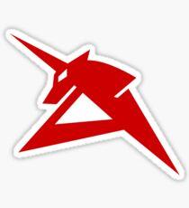Gundam U.C Unicorn - Logo Sticker