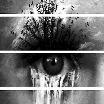 Dapper Boy crying eye by Panch1989