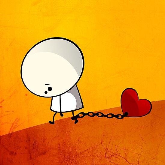 Love Prisoner by Media Jamshidi