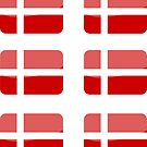 Flags of the World - Denmark x6 by CongressTart