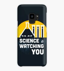 Science is Watching You Case/Skin for Samsung Galaxy