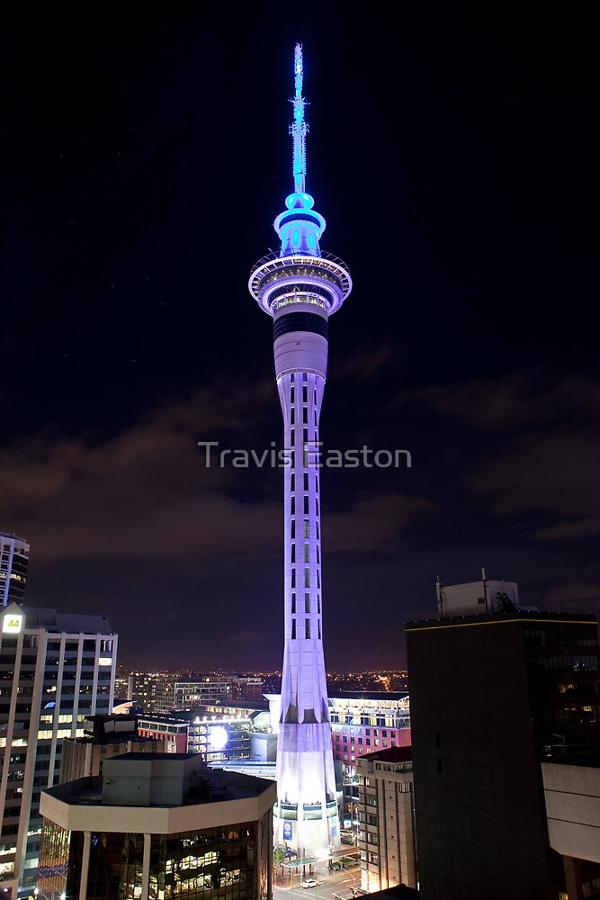 Sky Tower by Travis Easton