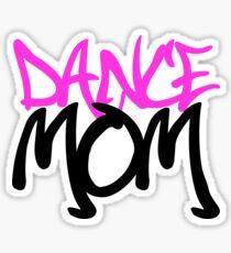 Dance Mom Sticker